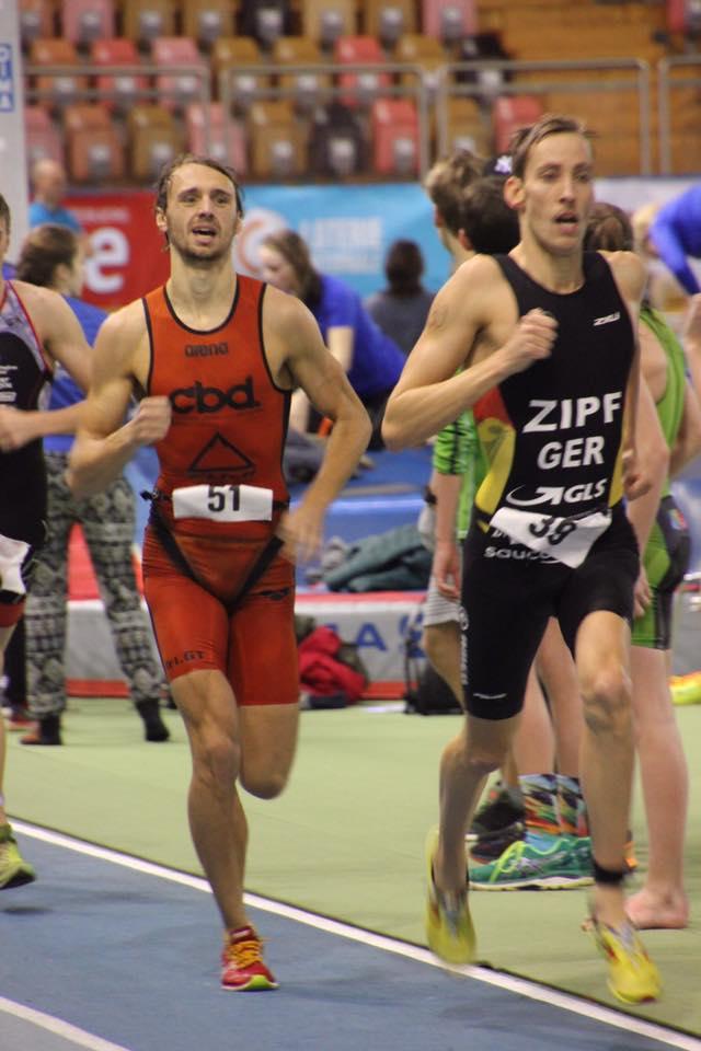 Erwin Vanderplancke Luxemburg aquathlon 2017