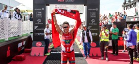 Belgische winst in 70.3 Ironman Dubai en drie 5de plaatsen