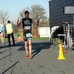 Lars Baeyens wint zwemloop Vlissingen 2017