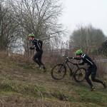 Hans Henk Omey RUnbike Wevelgem 2017