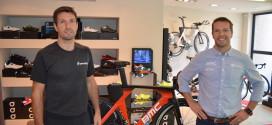 BMC-Etixx team krijgt conceptstore in Kalmthout