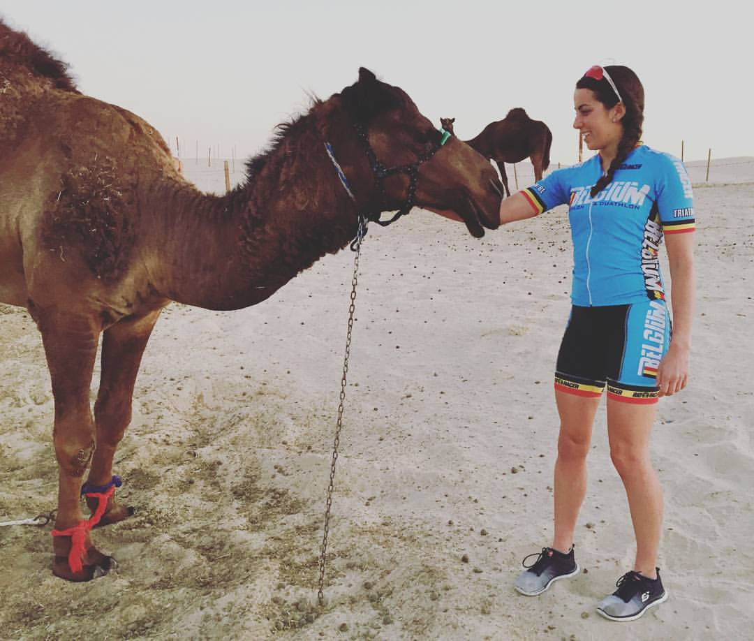 Claire Michel Abu Dhabi 2016 kameel