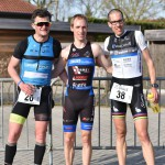 Duyck, Bierinckx en Maris in Geluwe (foto: Johan Tack)
