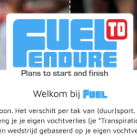 fuel2endure.com home