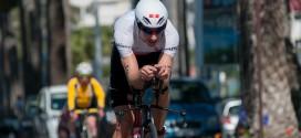 Bart Aernouts 6de in triatlon van Cannes