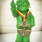 EDC marathon medaille