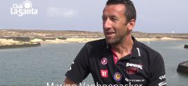 Bink maakt zijn debuut in Lanzarote