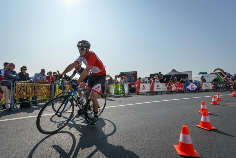 Het fietsparcours wordt helemaal anders (foto: Jan Darthet)