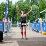 Louis Naeyaert wint in Bredene (foto: Mario Vanacker)