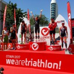 Sofie Goos podium Lissabon 2017 Jef De Batist