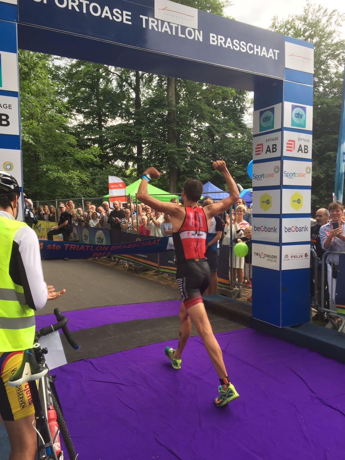Alexis Krug wint Brasschaat 2017