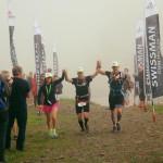 Dieter Debruyne Swissman finish