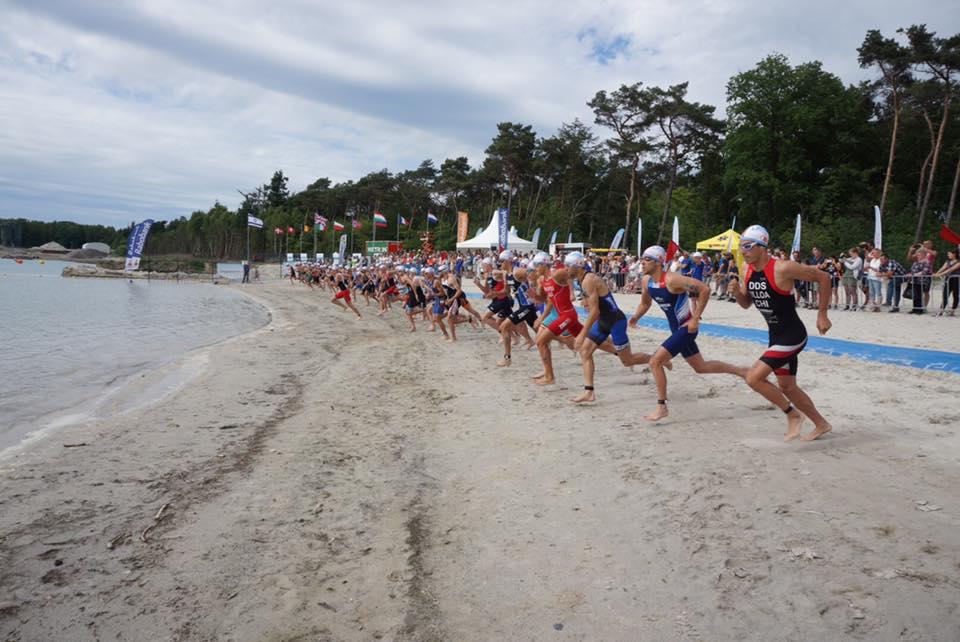 ETU Weert swimstart 2017