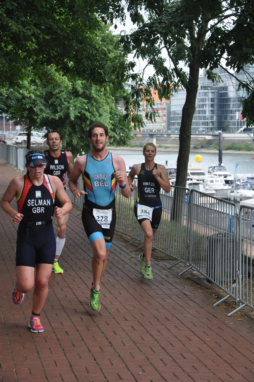 Frederik Van DIjck Dusseldorf run