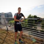 Tim Van Hemel blikt vooruit in Dusseldorf (foto: Joris Sels)