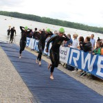 Indeland triatlon swim