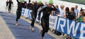 Drie Belgen in top-10 in Indeland triatlon in Duitsland