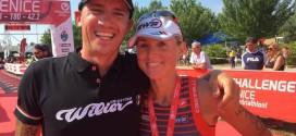 Sofie Goos domineert en wint Challenge Venetië