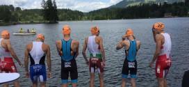 Geen uitschieters bij de mannen op EK triatlon