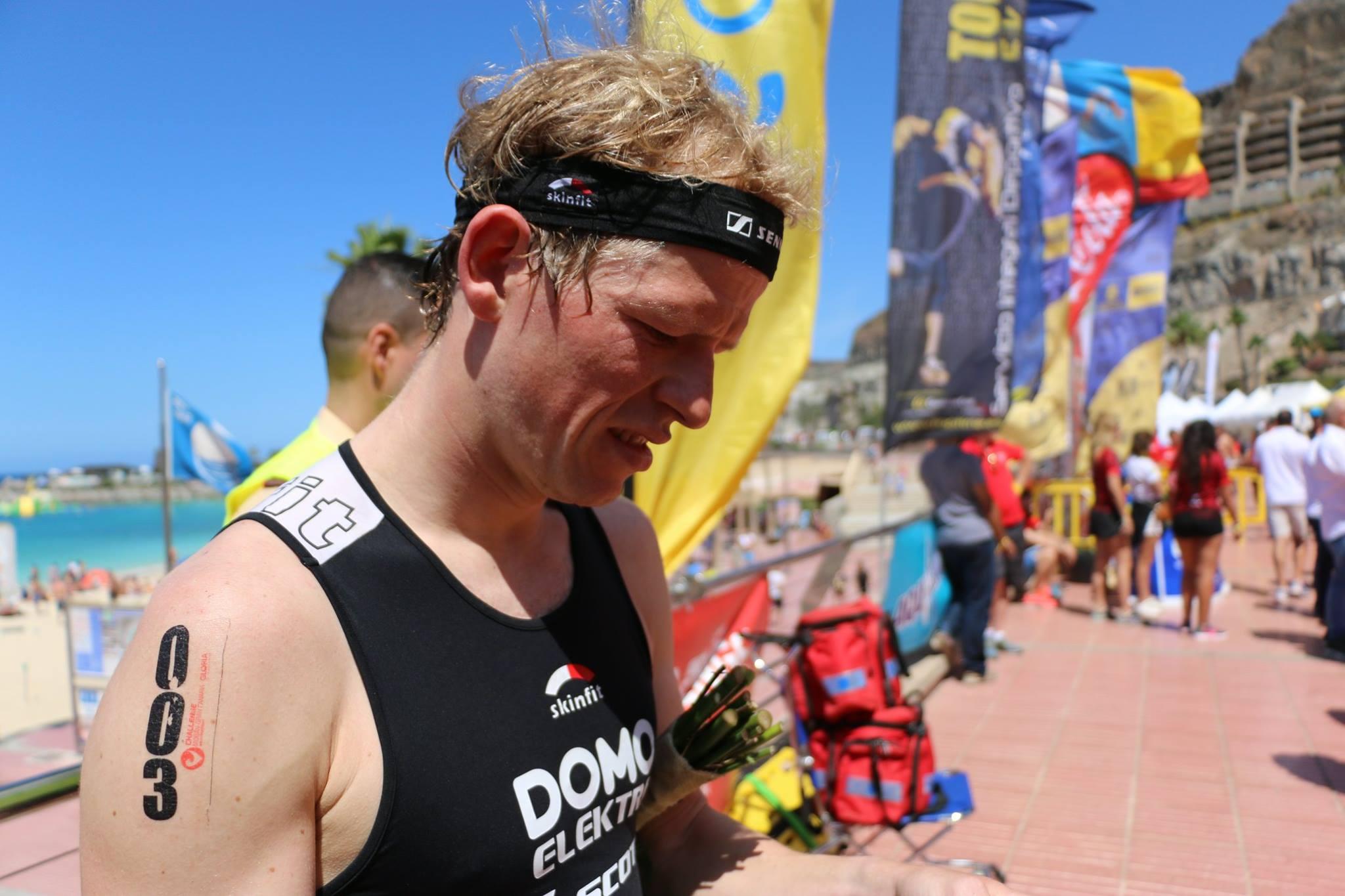 Pieter Heemeryck finish Samorin
