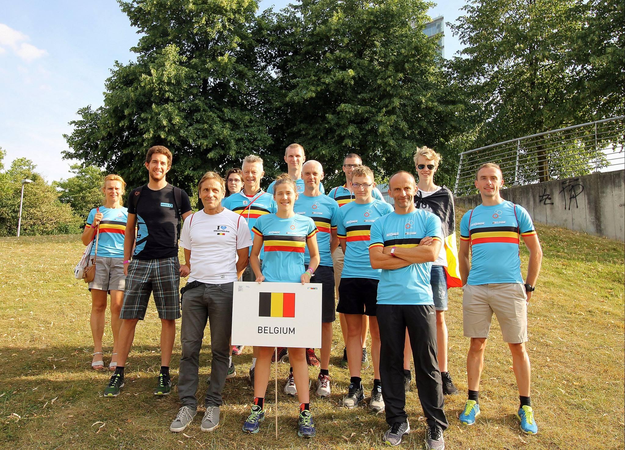 Team 3 Belgium Dusseldorf