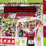 Bart Aernouts wint in Roth (foto: Ingo Kutsche)