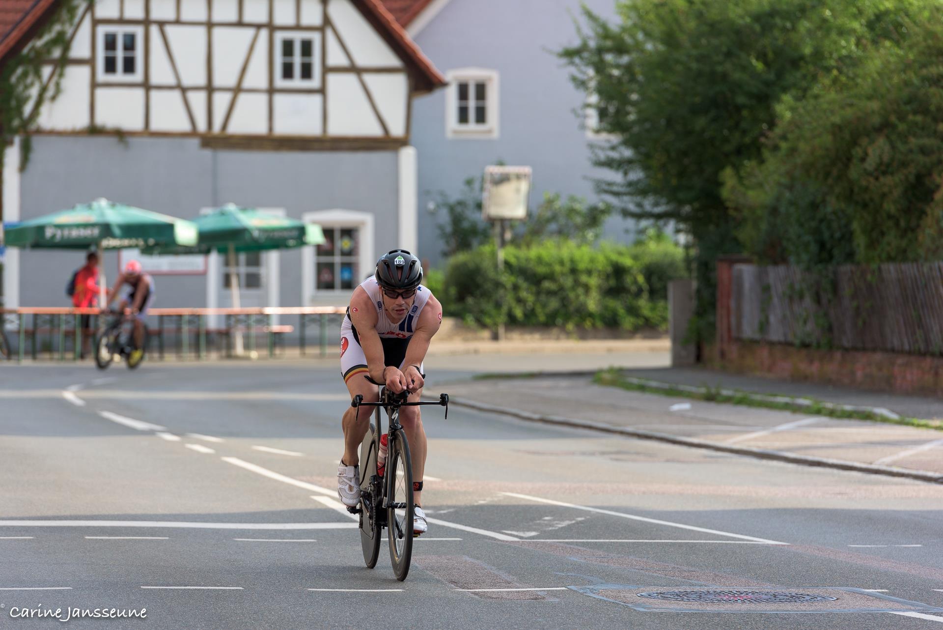Hans Van den Buverie Roth bike 2017