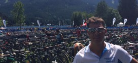 """An amazing day"" – Joeri Van Houtem 11de in IM Canada"