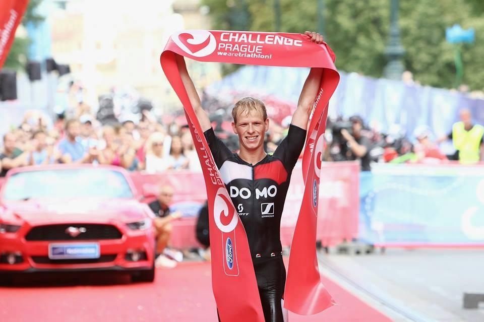 Pieter Heemeryck wint Praag Challenge 2017