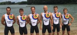 D-day voor Belgische militaire triatleten