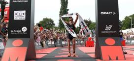 Bruce en Stefanie bezorgen België Ironman-dubbel