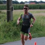 Lauryssen maakt het verschil in het lopen (foto: Chris Hofkens)