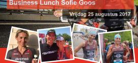 Win! Exclusieve deelname aan business lunch met Sofie Goos