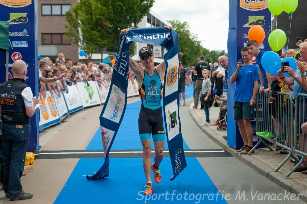 Marten Van Riel finish Wuustwezel