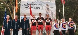 Belgische militaire ploeg stoot op topveld, Masters pakken brons