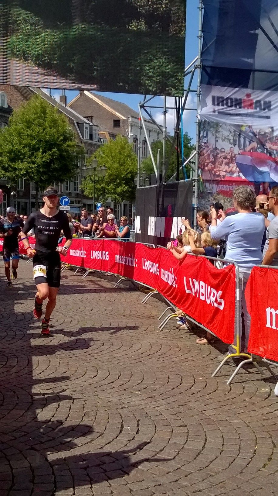 """Nicolas Auverdin in de IM Maastricht """"foto: Roel Pellaers"""""""