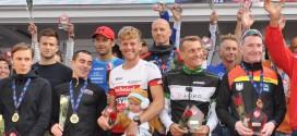 Maarten Seghers Europees age group kampioen