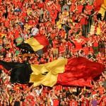 Belgische supporters