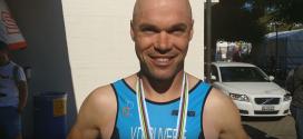 """Wereldkampioen Van den Buverie """"Het was plezant afzien"""""""