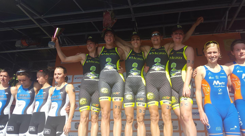 Ilse Geldhof podium Noyon