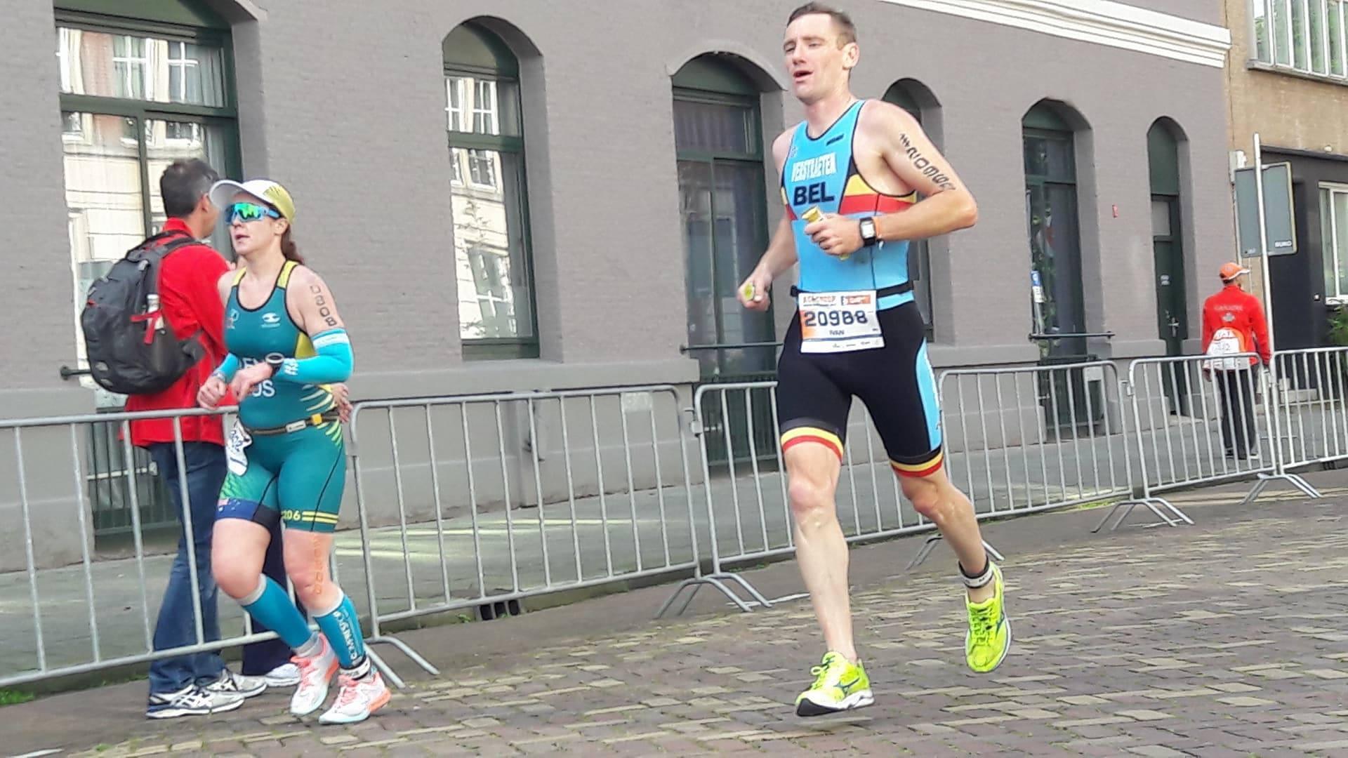 Ivan Verstraeten Rotterdam run