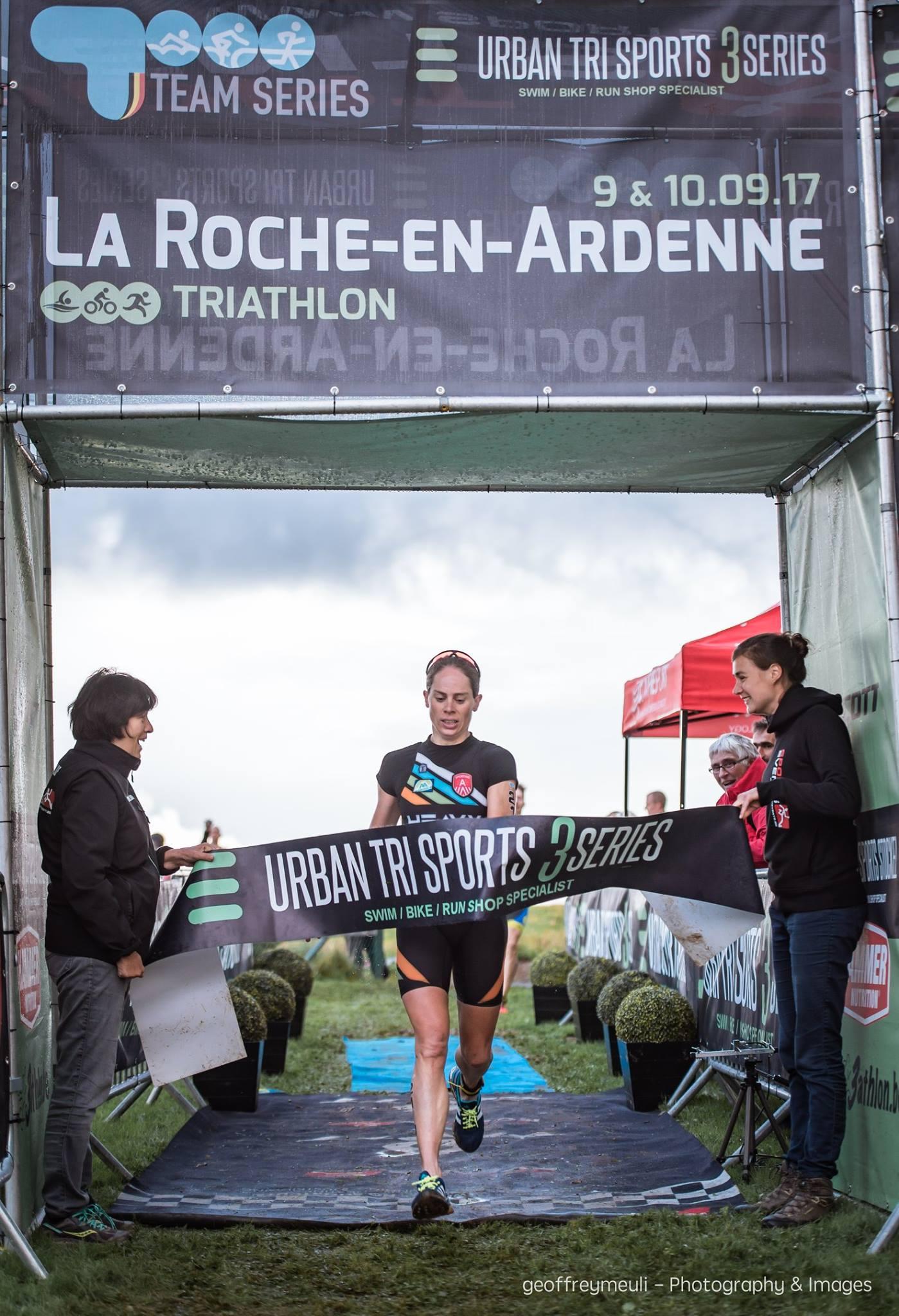 Katrien Verstuyft opnieuw winnares (foto: Geoffrey Meuli)
