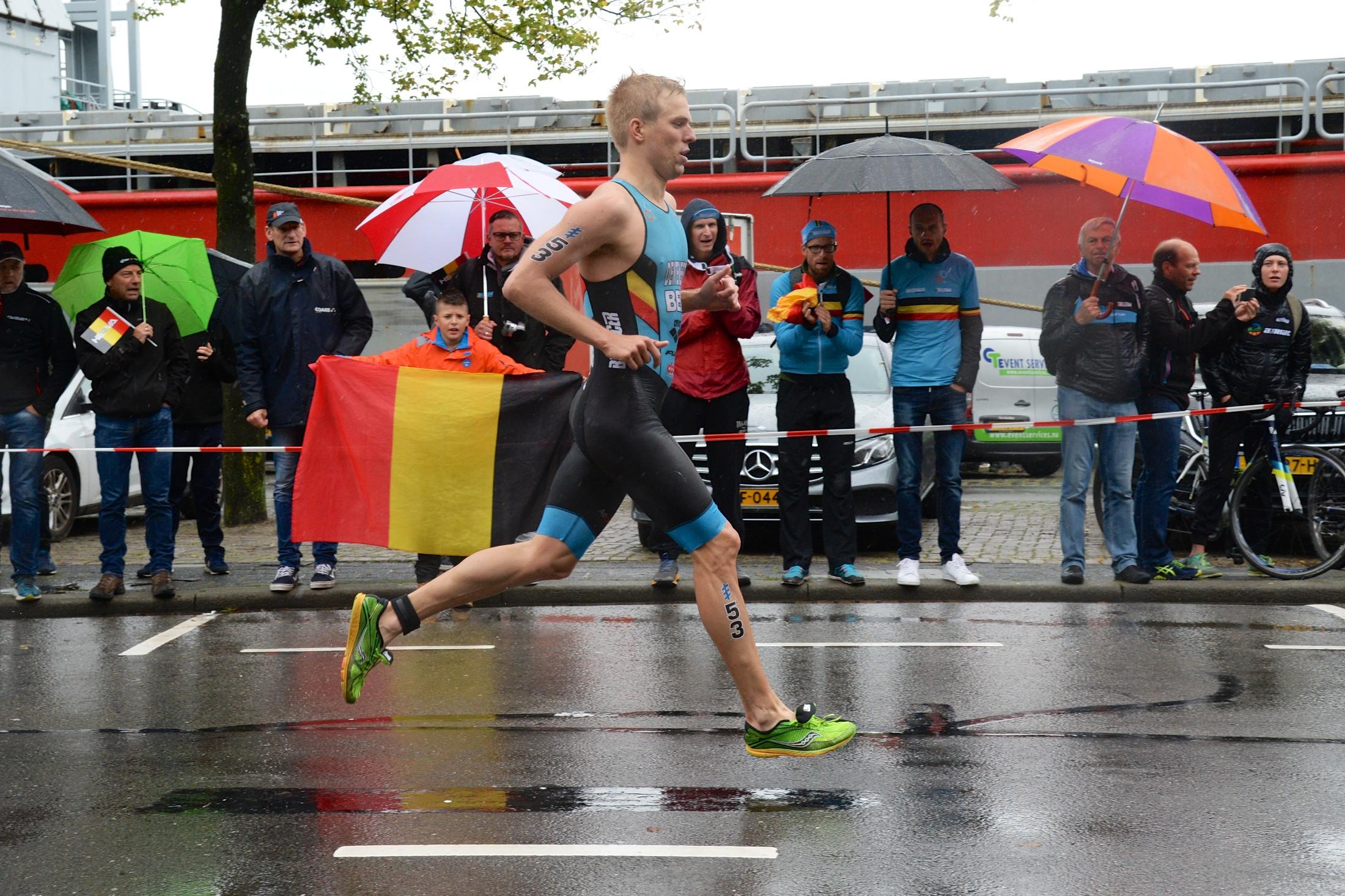 Worldchampionship Triathlon Rotterdam (foto: Didier Vandenbosch)