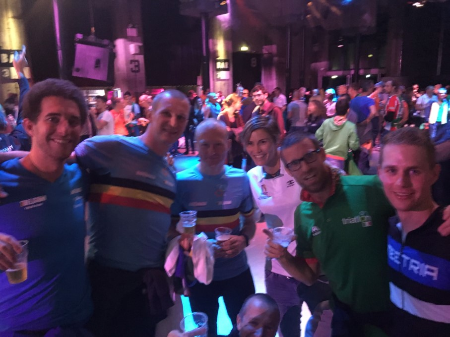 Rotterdam AG party Belgen