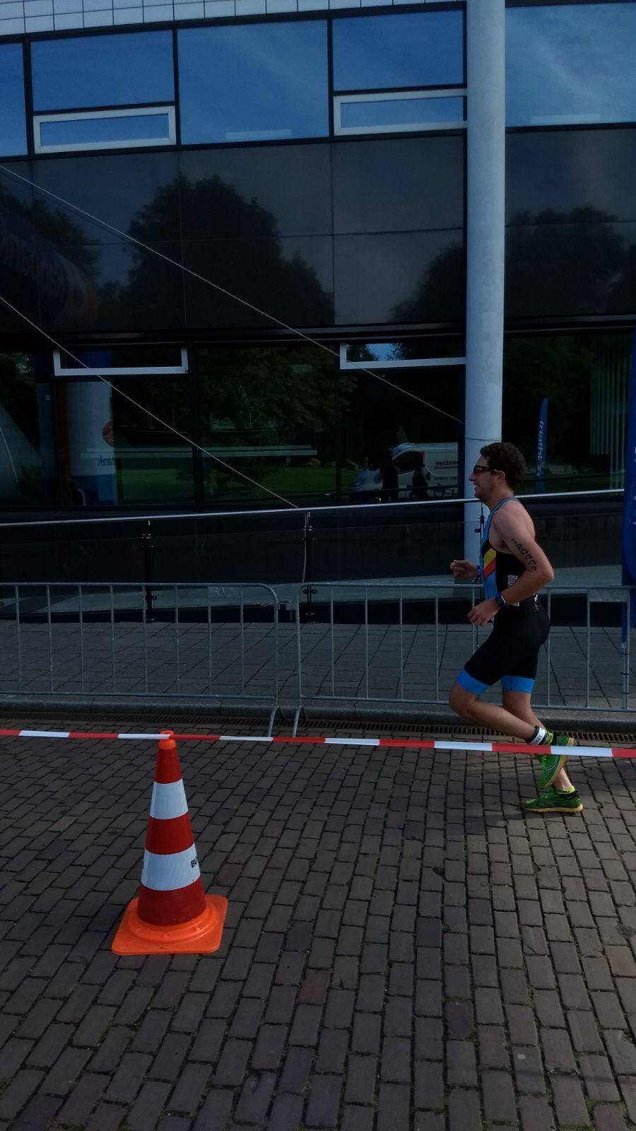 Rotterdam Frederik Van dijck run