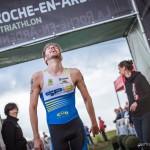 Tim Van Hemel wint in Nisramont (foto: Geoffrey Meuli)