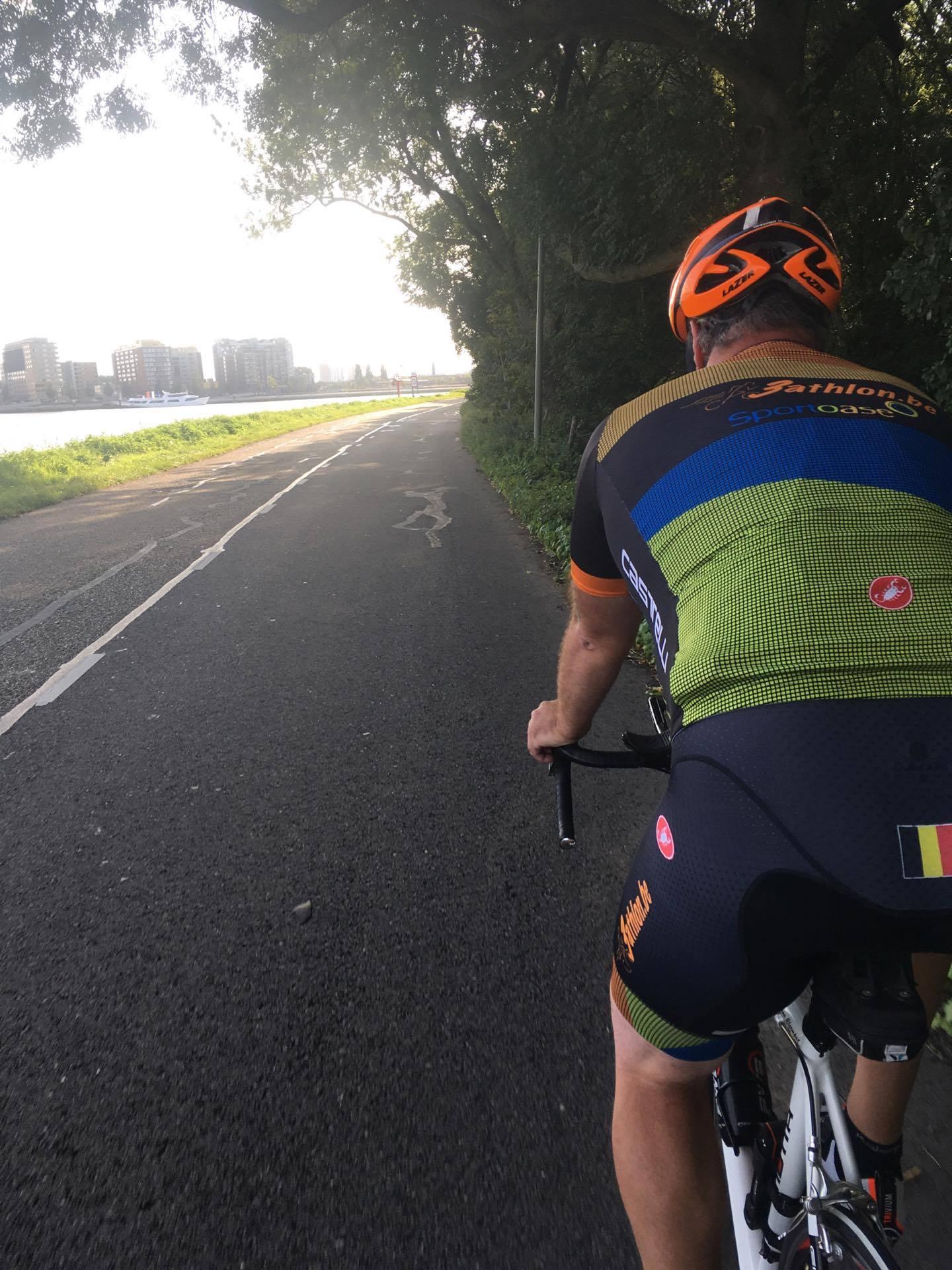 WK Rotterdam fietsverkenning 2