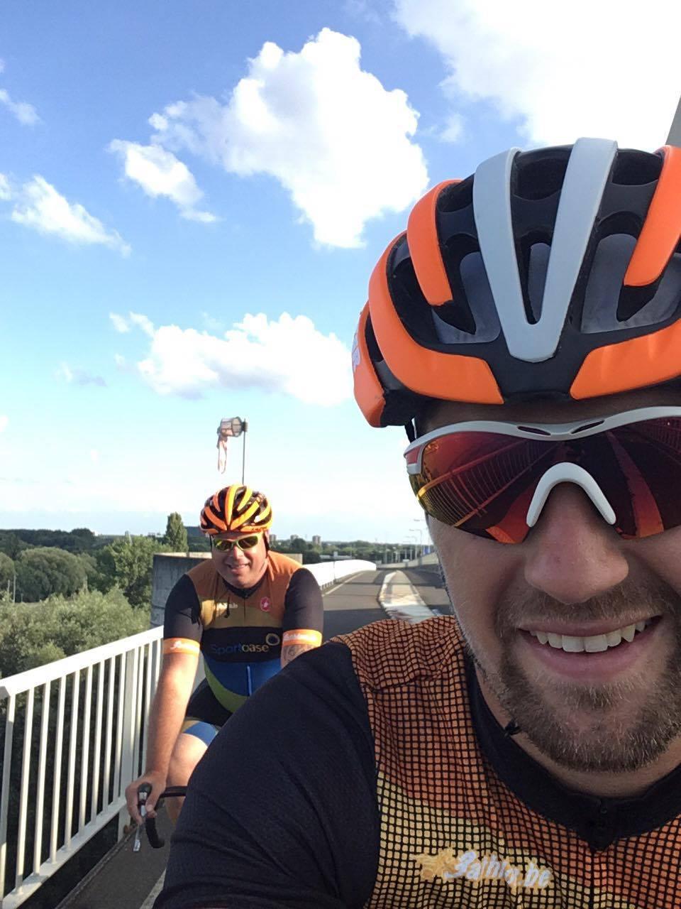 WK Rotterdam fietsverkenning 3