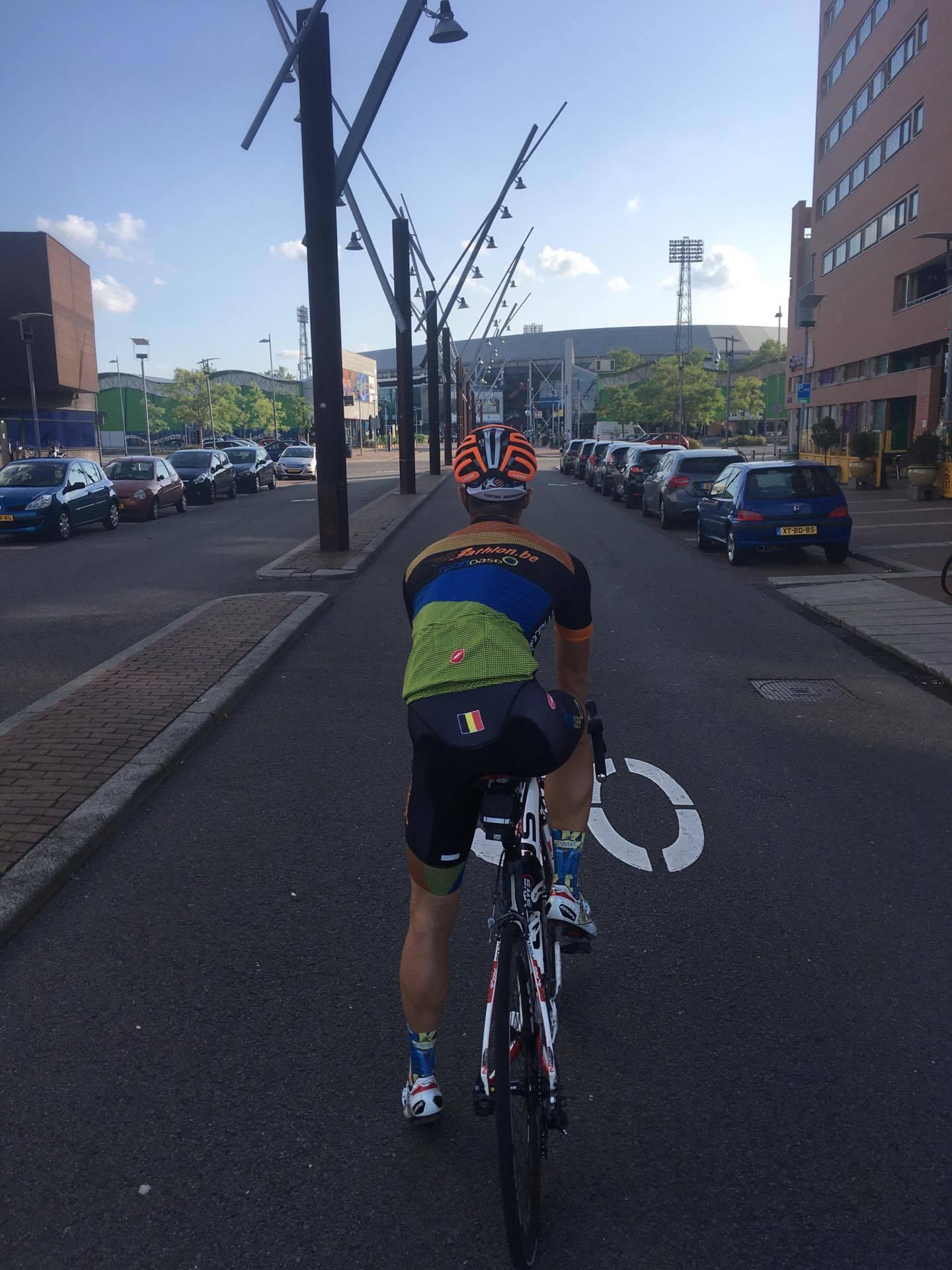 WK Rotterdam fietsverkenning 4