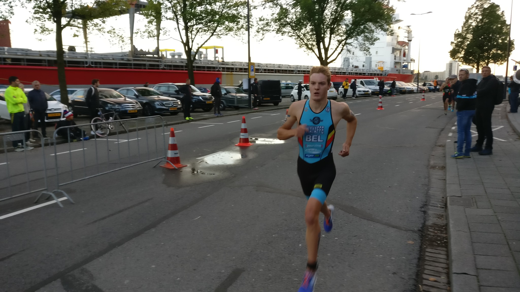 Wayaffe WK Rotterdam
